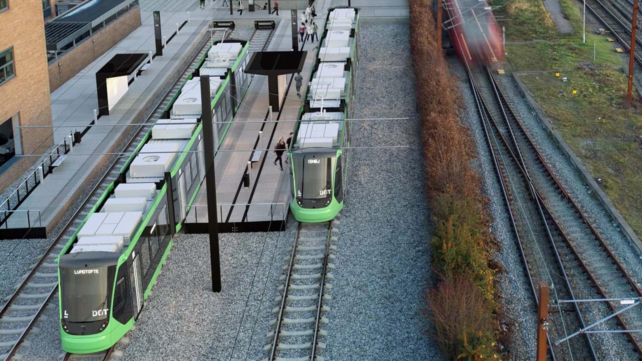 Letbane København